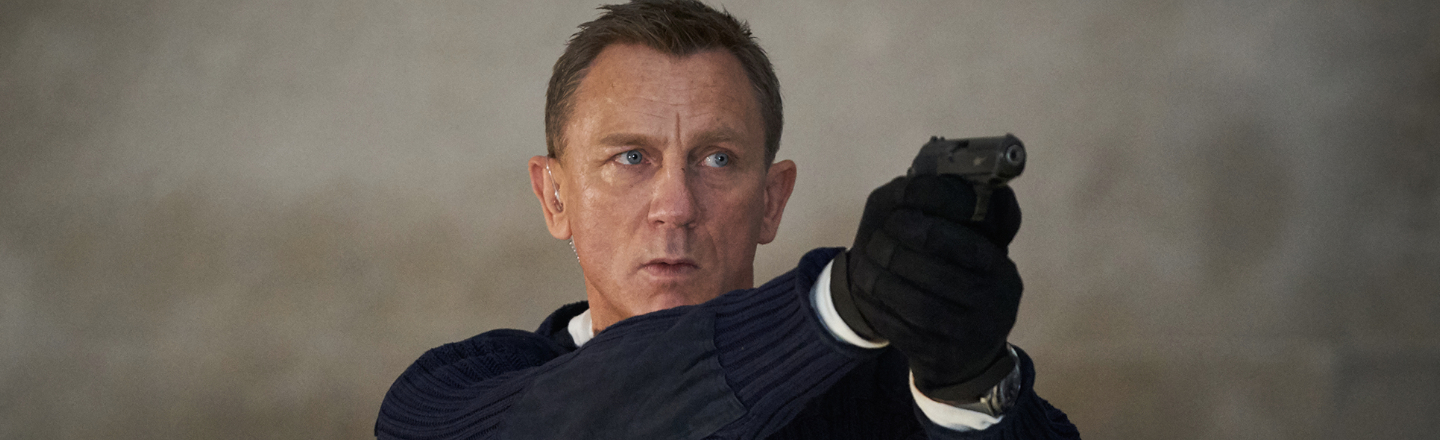 James Bond May Have Been Named After ... A Church?