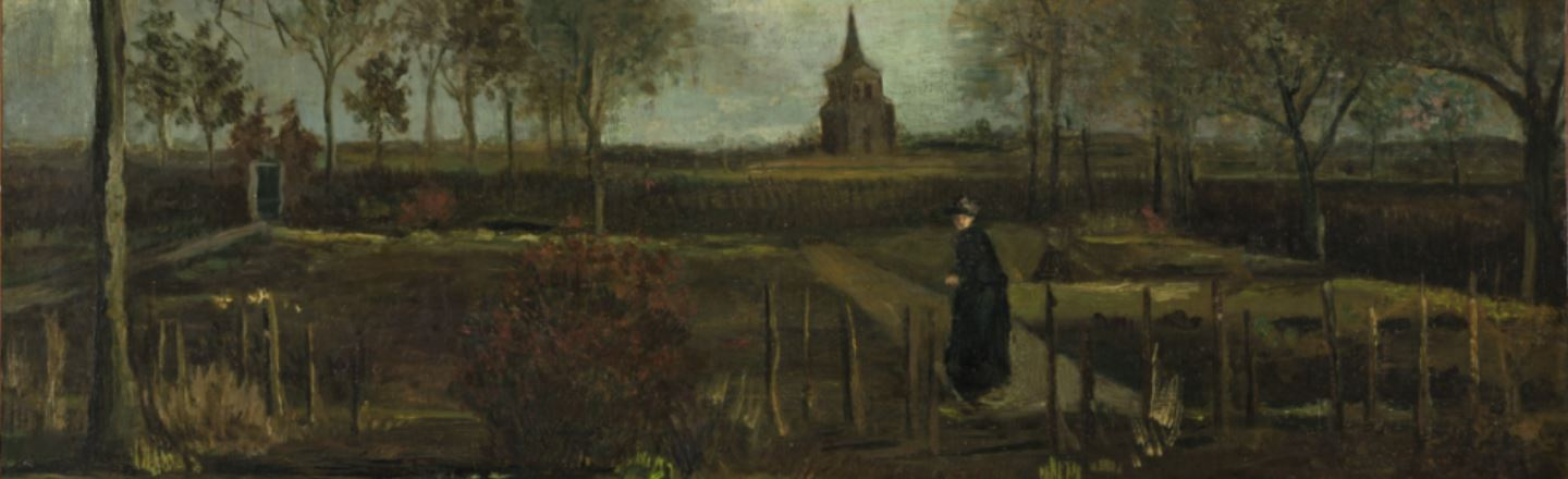 Stealing A Van Gogh Is Easy Now, Apparently