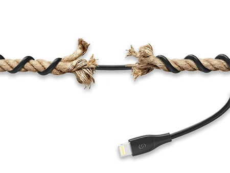 Say Goodbye To Broken, Frayed Cables Forever