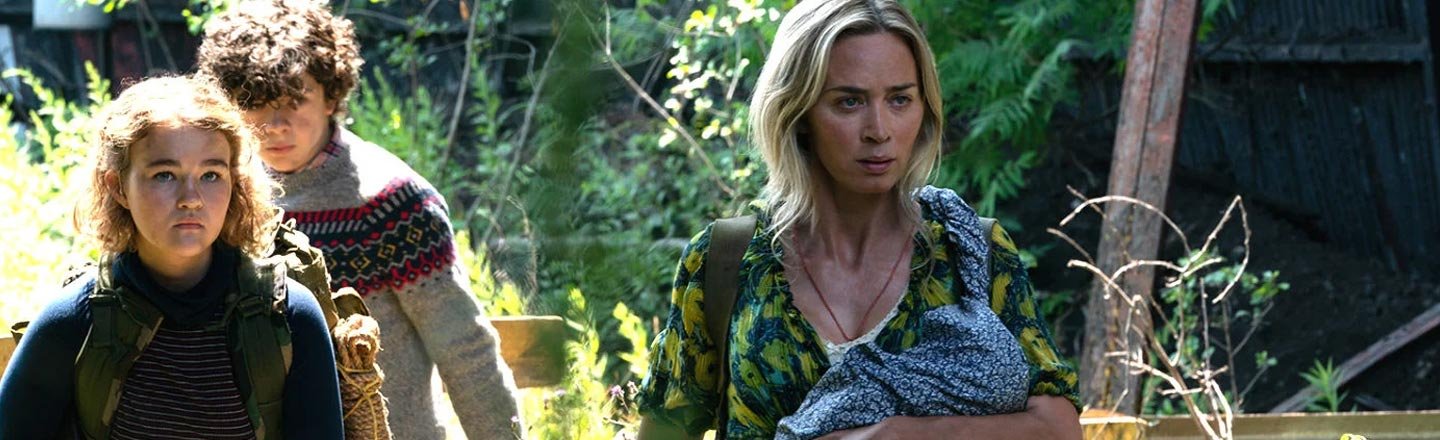 Can The 'A Quiet Place: Part II' Trailer Keep It Down Please