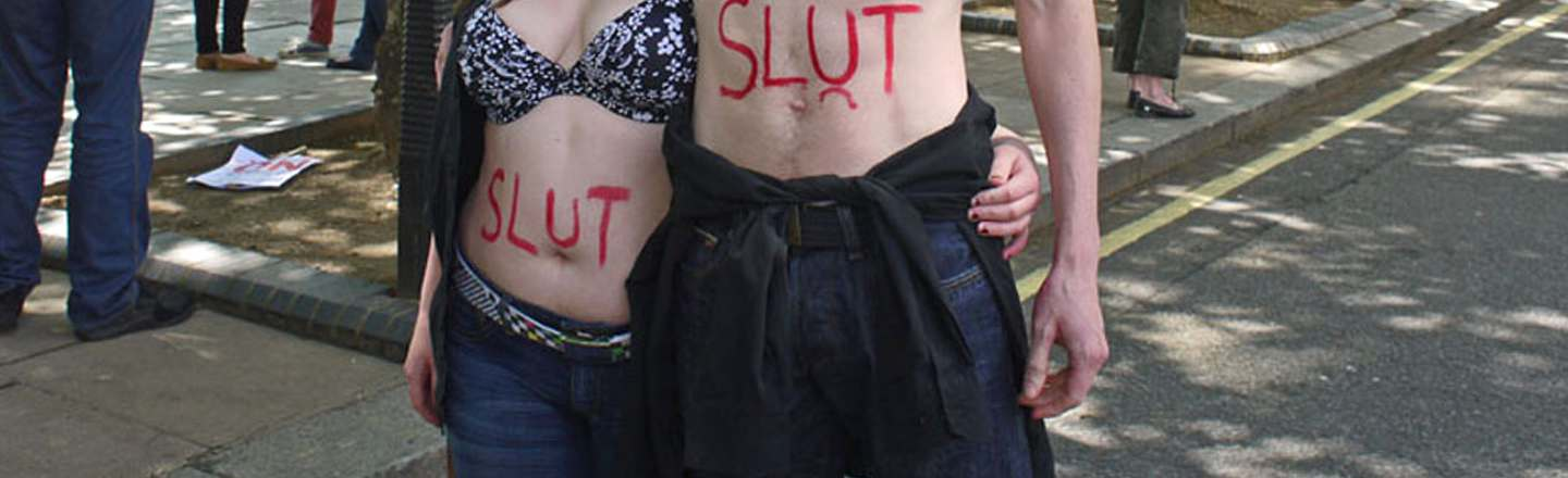 Why It's Time To Stop Using The Word Slut