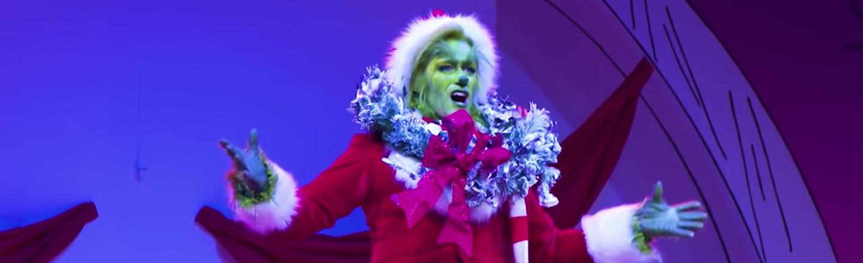 The Internet Roasts Matthew Morrison's Sexy 'Grinch' Musical