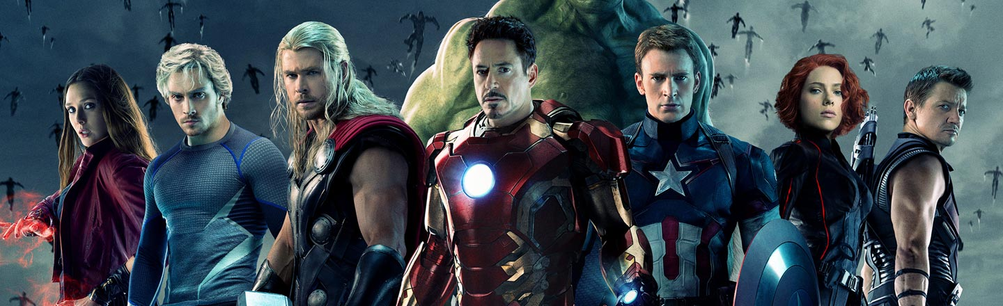 6 Totally Weird Marvel Movie Scenes You Forgot Existed