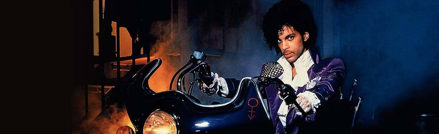 Prince Could Ball! 7 Unexpected Pre-Fame Lives (RIP Prince)