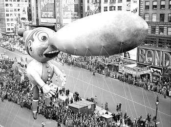 The Only Acceptable Reason To Watch The Macy's Parade