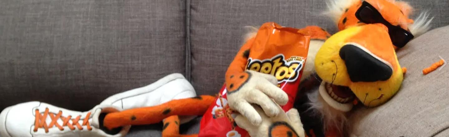 A Cheetos Movie Is Coming, And It's Going To Win Every Oscar