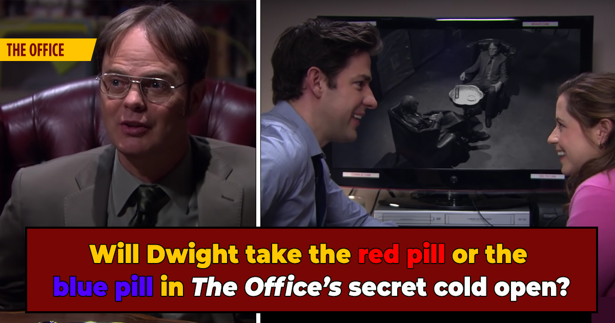 'The Office' Almost Ended With A Parody of 'The Matrix'