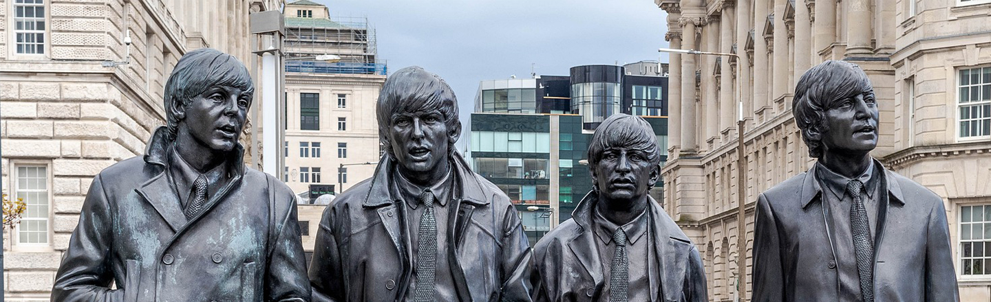 Get A Master's Degree In The Beatles (For $25,000)