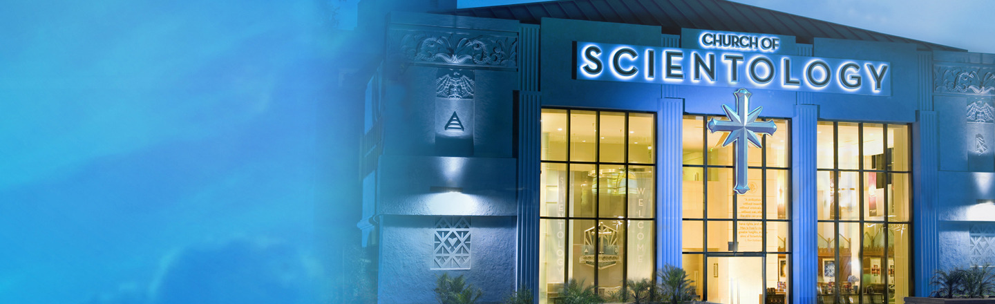5 Reasons It's Always Impossible To Take On Scientology
