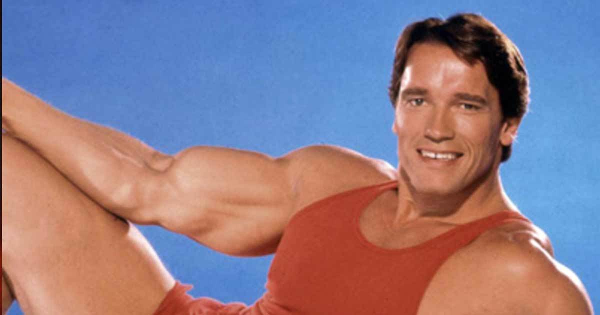 Arnold Schwarzenegger porno pekné čierne dievča
