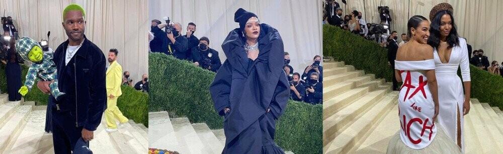 9 Of The Met Gala's Weirdest Looks, Reviewed