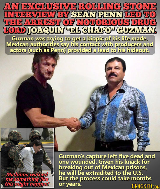 The 14 Most Insane Things Happening Right Now (1/12)