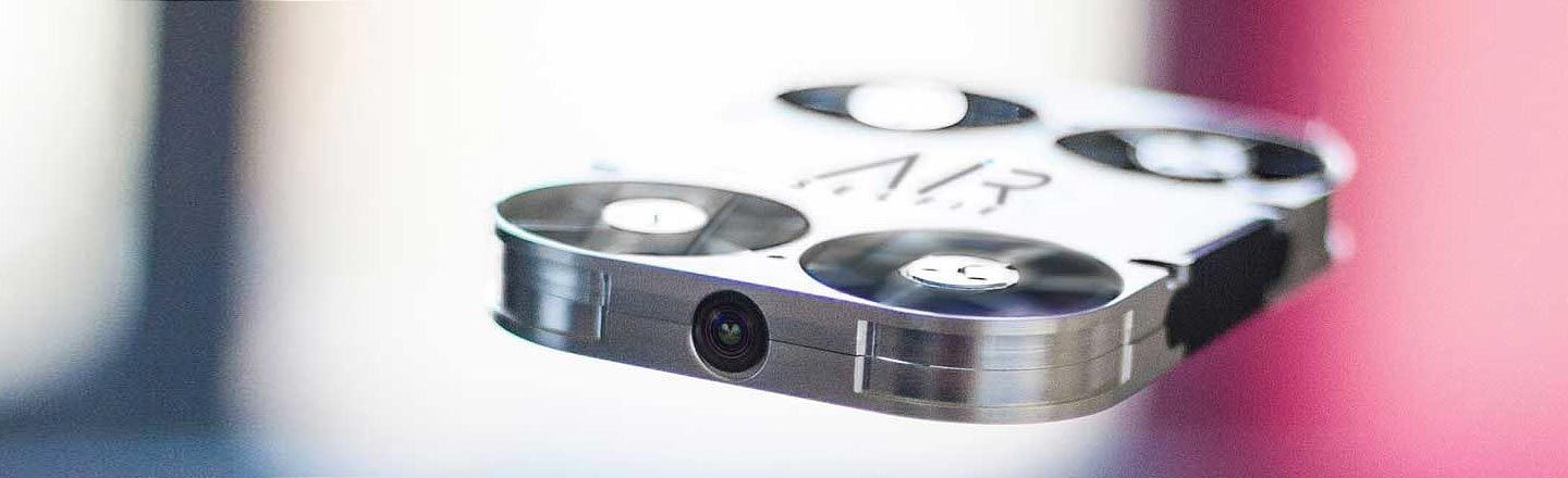 Take To The Skies With These 5 Drones This Holiday Season