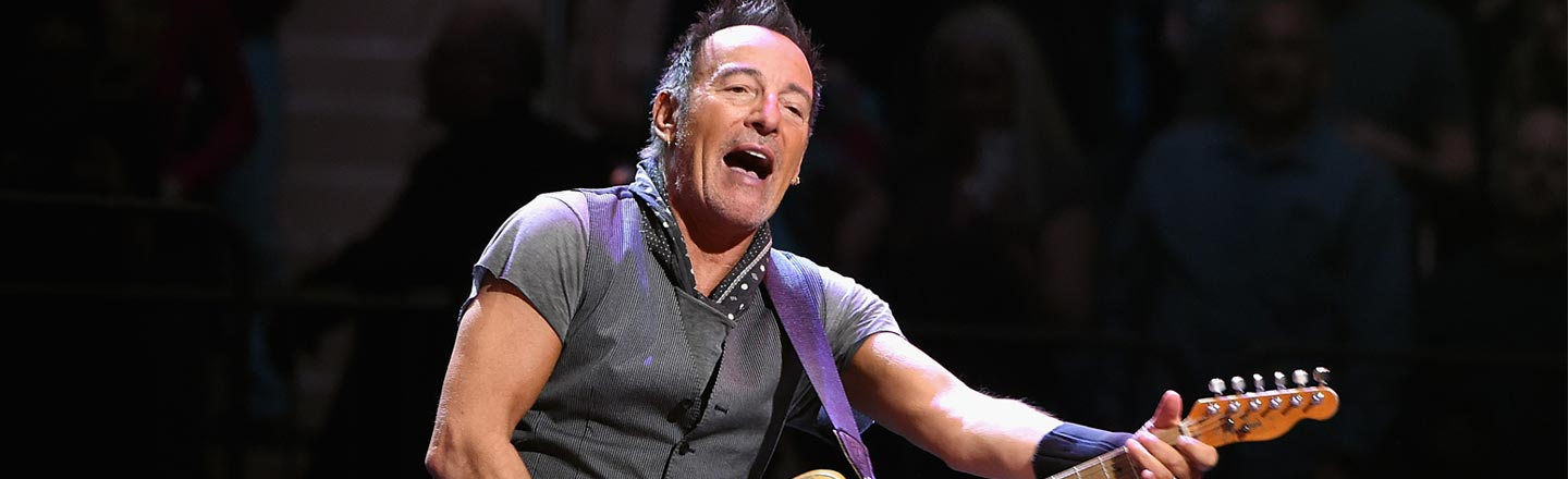 Get Ready For Bruce Springsteen's 'Harry Potter' Song