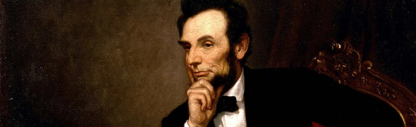 6 True Abraham Lincoln Stories Too Crazy For History Class