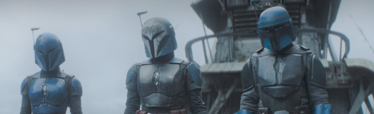 'The Mandalorian' Acknowledged That 'Star Wars' Was Kind Of A Rip-Off