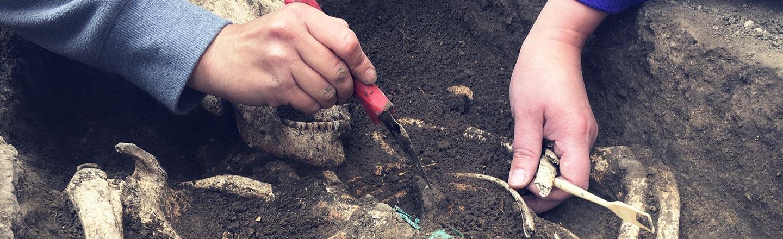 Archaeologists Find Hardcore Infants Wearing Skull Helmets