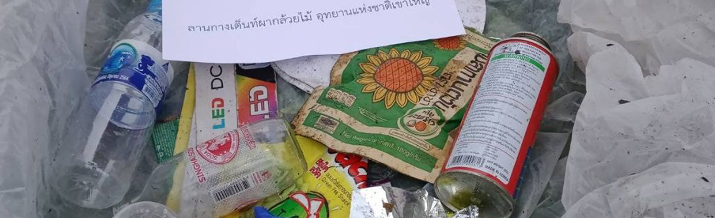 Officials In Thailand Mail Actual Trash Back to Litterbugs