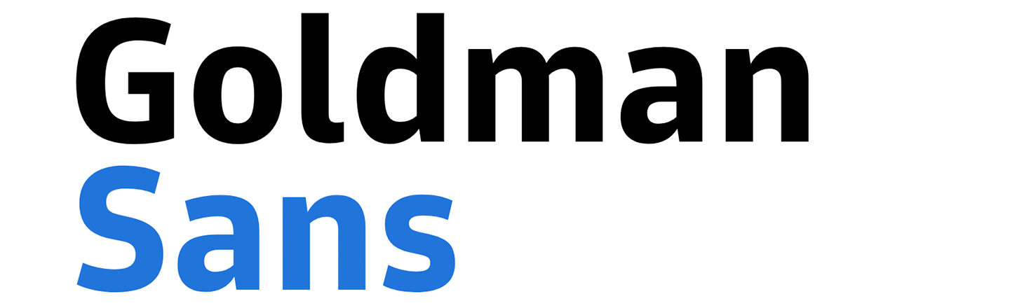 You Legally Can't Criticize Goldman Sachs With Their Own Font; We Did It With Other Ones