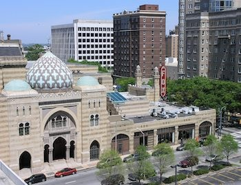 The real phantom of the opera lived in Atlanta, Georgia |  Fox Theater in Atlanta, GA