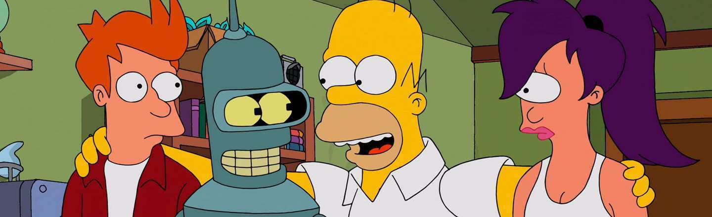 A Theory That Will Change How You See The Simpsons Forever