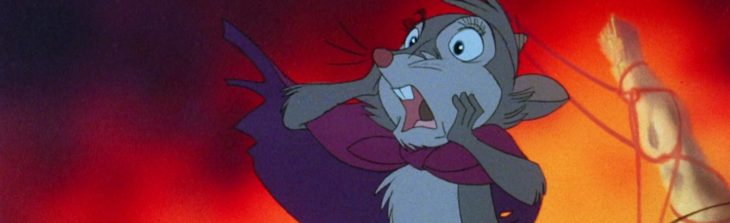 The Secret Of NIMH Was Inspired By A Horrific Experiment