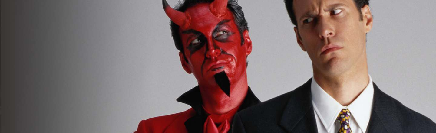 So The Devil Has Challenged You To A Fiddle Duel