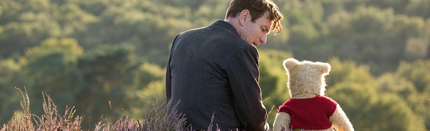 The Dumb Reason Why 'Christopher Robin' Is Banned In China