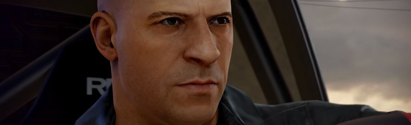 The Future Of 'Fast And Furious' Should Be Games