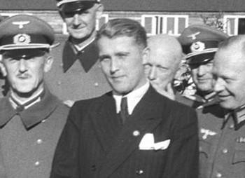 4 Famous Historical Figures (Who Were Doin' It Nonstop) - Nazi rocket scientist Werenher Von Braun