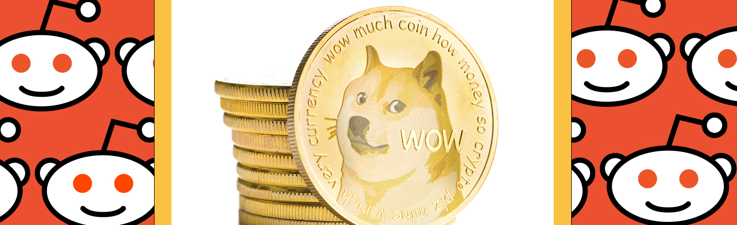 Meme-tastic Cryptocurrency, Dogecoin Replaces GameStop as Reddit's Latest Viral Wall Street Troll