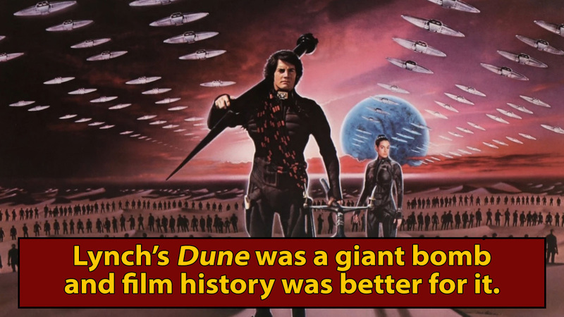 We Should All Be Glad The Original 'Dune' Sucked