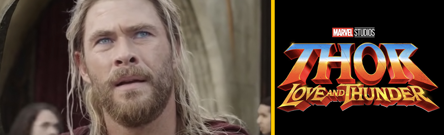 'Thor: Love And Thunder' Behind-The-Scenes Snaps Hint At Two Stars' Return -- And A Surprise Cameo