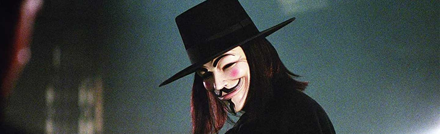 U.S. Leaders Have Been Such Clowns That We've Surpassed 'V For Vendetta' Levels Of Death