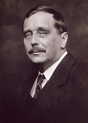 4 Famous Historical Figures (Who Were Doin' It Nonstop) - a photo of H.G. Wells