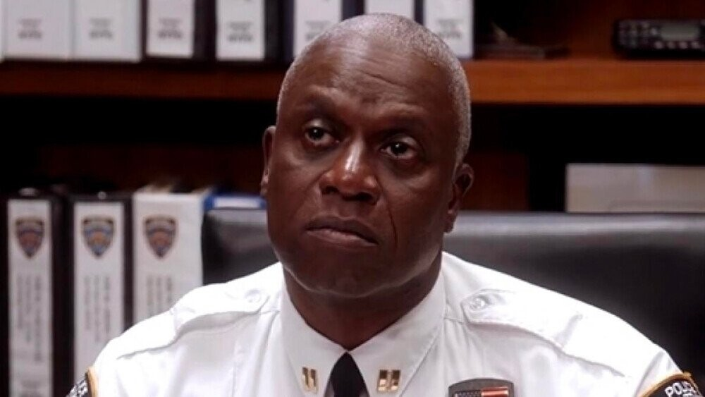 'Brooklyn Nine-Nine's Andre Braugher And The Art of the Deadpan