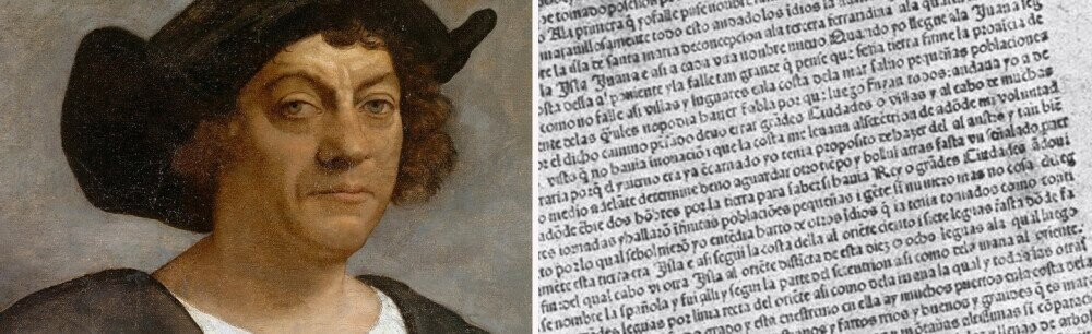 Who Stole Columbus' Letter From The Vatican?