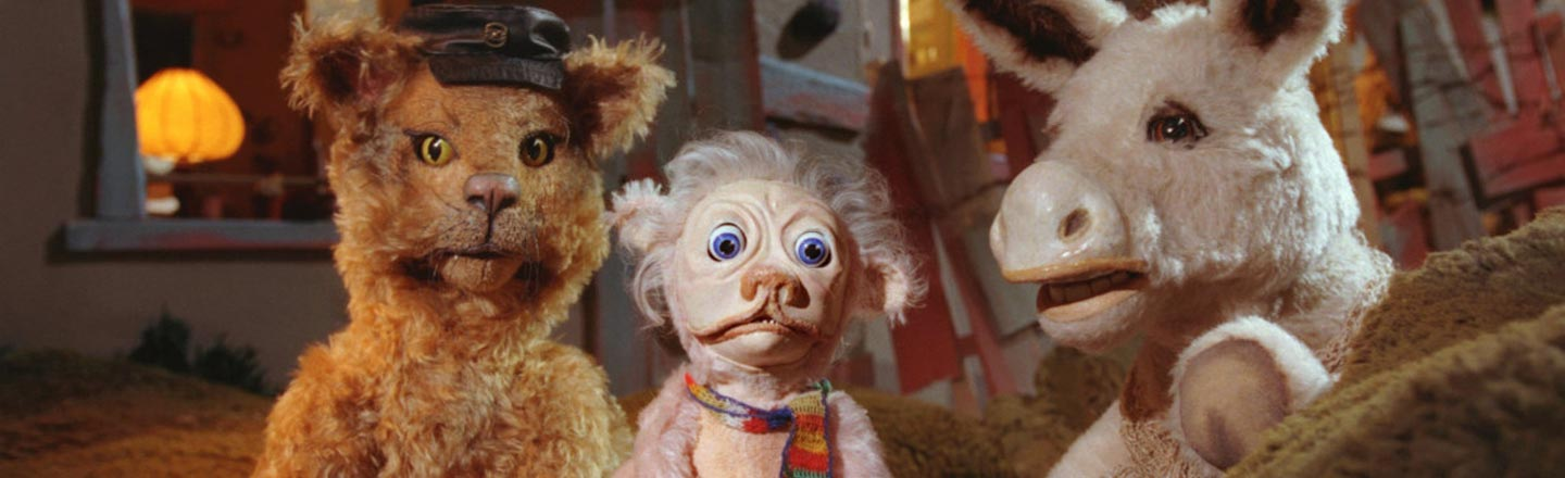 5 Beloved Children's Characters Out Of Your Worst Nightmares