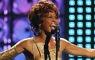 Watch Whitney Houston's Ghost- Uh, Hologram, In Concert