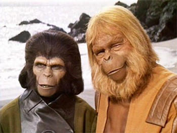 Unknown Creators Of Beloved Pop Culture - Planet of the Apes costumes designed by special effects designer John Chambers.
