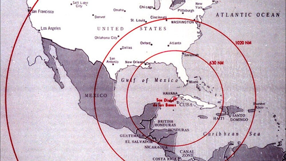 When Soccer Fields Nearly Caused Another Cuban Missile Crisis & More History