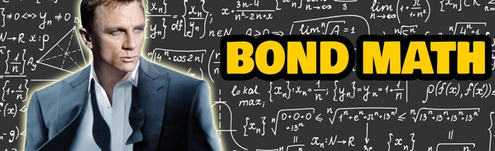 We Ruined James Bond With Math (VIDEO)
