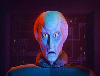 Unknown Creators Of Beloved Pop Culture - Balok from Star Trek as designed by Wah MIng Chang