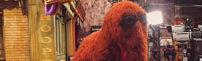 Behold, The Freakiest Moment In Sesame Street History