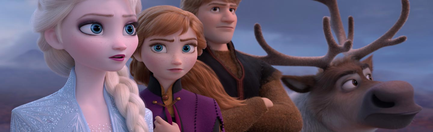 'Frozen 2' is Surprisingly Similar to a Recent Horror Movie