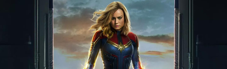The 'Smile' Trolls Are Only Making Captain Marvel Stronger