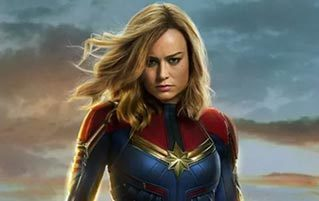The 'Smile' Trolls Are Only Making Captain Marvel Stronger