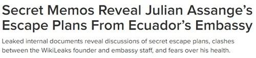 5 Reasons The WikiLeaks Guy Is Losing His Mind