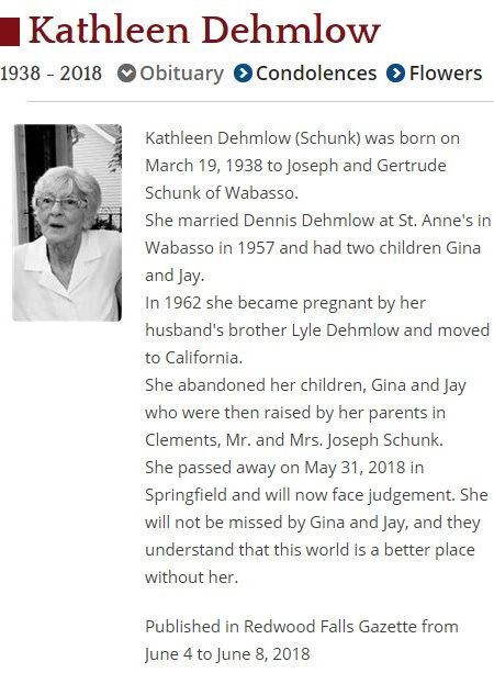 This Obituary Is So Harsh That It Doubles As A Cremation
