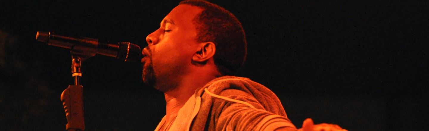Incredibly Stupid Man, Kanye West, Might Get People Killed